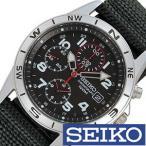 セイコー SEIKO 腕時計 ミリタリー・クロノグラフ メンズ時計 SND399P セール