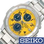 セイコー SEIKO 腕時計 クロノグラフ メンズ時計 SND409P セール