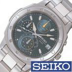 セイコー SEIKO 腕時計 クロノグラフ メンズ時計 SND411P セール