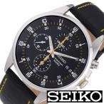 セイコー 腕時計 SEIKO クロノグラフ SNDC89P2 メンズ セール