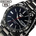 セイコー SEIKO 腕時計 セイコー 5  セイコーファイブ メンズ ブラック SNKE03KC セール