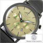 トランスコンチネンツ 腕時計 TRANS CONTINENTS 時計 TAQ-8802-07 メンズ