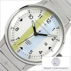 トランスコンチネンツ 腕時計 TRANS CONTINENTS 時計 TAR-6602-06 メンズ
