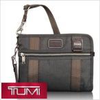 TUMI トゥミ バッグ カバン ショルダーバッグ アルファ ブラボー ランドルフ iPad クロスボディ ALPHA BRAVO ショルダーバッグ TM-22314-ANTHRACITE セール