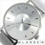クラス14 腕時計 KLASSE14 時計 クラス フォーティーン ヴォラーレ VOLARE MARIO NOBILE メンズ レディース シルバー VO14SR002M