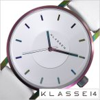 KLASSE14 クラス14 クラッセ 42mm 腕時計 時計 メンズ ホワイト VOLARE RAINBOW MARIO NOBILE VO16TI003M