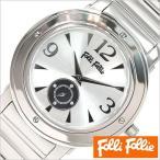フォリフォリ 腕時計 FolliFollie WF8T046BSSXX メンズ レディース ユニセックス 男女兼用 セール