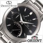 オリエント 腕時計 ORIENT 時計 オリエントスター レトログラード Orient Star Retrograde メンズ 腕時計 ブラック WZ0071DE
