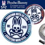 Psycho Bunny サイコバニー PBMG ゴルフマーカー PBMG6FM1 ボールマーカー2016年 秋冬モデル