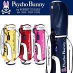 先行予約 12月入荷予定 Psycho Bunny サイコバニー 2017年モデル PBMG7SC3 20sカート ゴルフバッグ