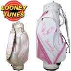 ルーニーテューンズLooneyTunes トゥイーティーレディースキャディバッグゴルフバッグ