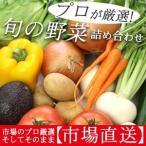 採れたて野菜/市場直送 旬の新鮮野菜 詰め合わせセット 果物 ギフト ホワイトデー   食品 グルメ 季節 新鮮 贈り物