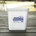 バケツ ANAheim Quadrate Bucket アナハイム クアッドレイト バケツ 4.7L