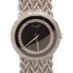 ピアジェ 腕時計 922E22 手巻き サークルダイヤモンド PIAGET レディース  中古