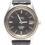 訳あり オメガ 腕時計 シーマスター コスミック2000 自動巻き グレー メンズ OMEGA 中古