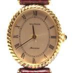 訳あり ウォルサム 腕時計 V7D 0261 手動巻き WALTHAM レディース  中古