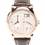 美品 ランゲアンドゾーネ 腕時計 ランゲ1 手巻き LS1014AD メンズ A.LANGE&SOHNE 中古
