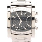 美品 ブルガリ 腕時計 アショーマ 自動巻き AA44SCH メンズ Bvlgari 中古