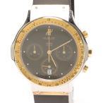 ウブロ 腕時計 ウブロMDM クオーツ ブラック 1620.2 メンズ HUBLOT 中古