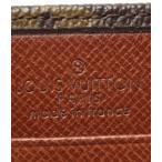 ルイヴィトン 旧 Wホック 2つ折り財布 モノグラム Y1915 レディース Louis Vuitton 中古