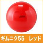 ギムニク バランスボール 55cm レッド  LP9555