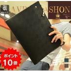 ショッピングクラッチ クラッチバッグ メンズ レザー 送料無料 送料0円 セカンドバッグ