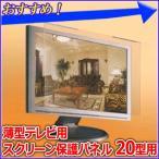 液晶テレビ保護パネル インターオーディオ 薄型テレビ用スクリー…