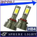 スフィアライト SPHERE LIGHT フォグ用スフィアLED HB4 コンバージョンキット ホワイト 6000K 「 SHKPG060 」 フォグランプ 車検対応 ライト ★★
