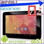 タブレット 中古 7インチ 本体 Android タブレット型PC ADP-736 Android5.1搭載 無線LAN Bluetooth geanee 訳あり