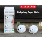 Hedgehog Dryer Balls ヘッジホッグドライヤーボールズ キッカーランド 乾燥機 洗濯 DETAIL