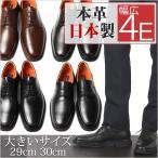 日本製 ビジネスシューズ 本革 大きいサイズ 29cm 30cm リナシャンテ バレンチノ 革靴 メンズ シューズ 歩きやすい