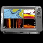 LOWRANCE ローランス HDS Carbon 16 CHIRP 日本語対応モデル StructureScan with 3D Bundle振動子付 送料無料 メーカー直送。納期約1ヵ月程度