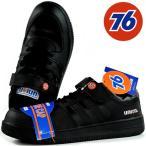 安全靴 メンズ ブランド 76Lubricants ナナロク スニーカー セーフティー シューズ 靴 メンズ ブラック 黒 3036 Y_KO 190115