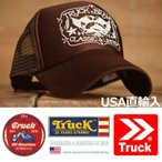Truck Brand トラックブランド メッシュキャップ メンズ レディース 帽子 Z_9■05170614