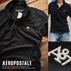 USA購入 エアロポステール ポロシャツ S刺繍 メンズ AEROPOSTALE 6027-4289-001■02170505【170701s】