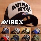 正規品 AVIREX メッシュキャップ 帽子 メンズ アヴィレックス...--3132