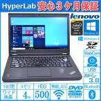 ショッピング中古 中古ノートパソコン レノボ THINKPAD T440p Core i5 4300M メモリ4GB WiFi マルチ カメラ Bluetooth USB3.0 Windows10 64bit 14型HD+液晶