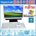 中古パソコン 富士通 保証 XP 一体型 Corei5