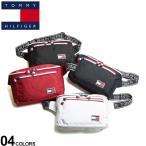 トミーヒルフィガー バッグ TOMMY HILFIGER ウエストバッグ ウエストポーチ  ロゴストラップ メンズ レディース ユニセックス 鞄 スポーツ TC090CI9