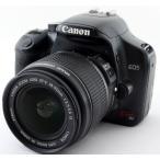デジタル一眼  中古 初心者 おすすめ CANON キャノン Kiss x2 EF-S 18-55 IS