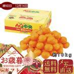 お歳暮 メーカー直送 和歌山県産 AQみかん (約10kg) 果物 フルーツ ギフト 贈り物 プレゼント 御歳暮