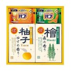 ショッピング入浴剤 四季折々 薬用入浴剤セット SB−10(17-7714-019)te150-06 ギフト ギフトセット 入浴剤 バブ ゆず 森 もも 薬用入浴剤