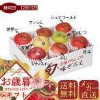 お歳暮 メーカー直送 青森県産 8種のりんごの味ぞろえ(2.8kg) 果物 フルーツ ギフト 贈り物 プレゼント 御歳暮
