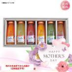 母の日 フルーツスムージー(6本) FS−6 ジュース 野菜 果物 ギフト プレゼント お取り寄せ 花以外