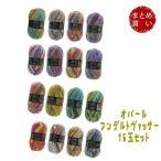 ショッピング毛糸 毛糸 中細 オパール フンデルトヴァッサー#3200(まとめ買い5玉セット) Opal