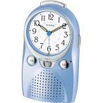 シチズン 伝言くんルージュW 録音音声目覚まし時計