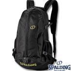 ショッピングユニフォーム ストラップ SPALDINGケイジャー ゴールド バスケットボールバッグ バスケ収納カバン スポルディング40-007GD