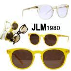 ジョンレノン メガネ サングラス コレクション マニアヘ・ JLM1980 YE/CL/BR  JLM サングラス 眼鏡 日本製