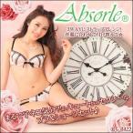 Absorle アブソール 3WAYストラップアレンジ ブラ&ショーツ BS-A422