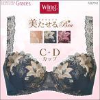 ワコール NB2781 Wing ウイング〜Graces・美たせるブラ〜3/4カップ(C・Dカップ)送料無料